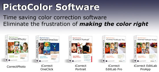 PictoColor Color Correction Software